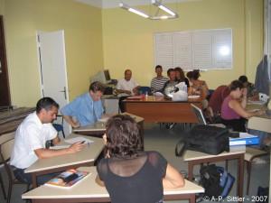 AFBS Nausicaa Examen1 2007